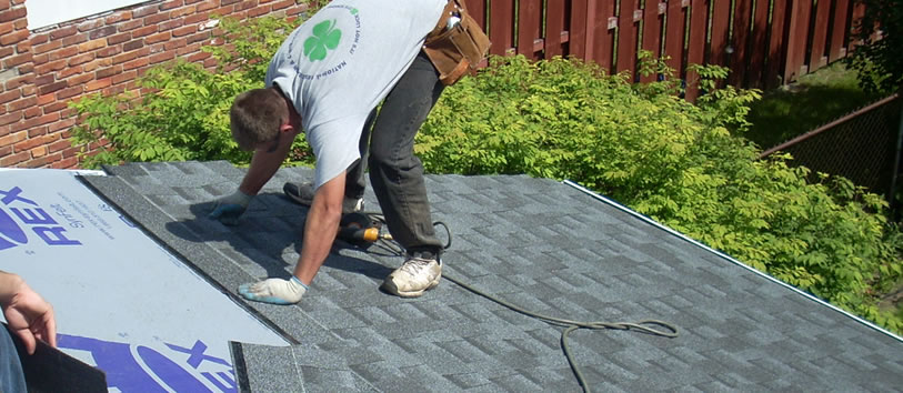 Free Roofing Repair Estimate